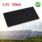 B01A 55V 70MA PET Outdoor Solar Charging Battery Charger Solar Cell Durable