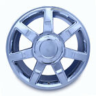 Single NEW 22 CADILLAC ESCALADE ESV EXT 2007 2014 CHROME Alloy Wheel Rim 5309
