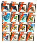 Matchbox Airplane Aircraft Spacecraft Helicopter Bomber Flyer Jet Toy Lot of 16