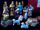 Village Home Accents Village Christmas 13 Pc Porcelain Nativity Set Holy Family