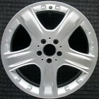 Mercedes Benz ML500 All Silver 19 inch OEM Wheel 2006 2009 1644011202 16440114