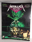 Metallica : Riff by Riff (1994, Paperback), Authorized Edition for Guitar Tablat