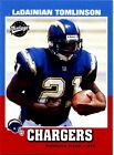 LaDainian Tomlinson Rookie Cards Guide and Checklist 5