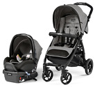 Peg Perego Booklet Travel System in Atmosphere Grey ***Please read description
