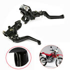 Universal 7/8'' 22mm Motorcycle Front Brake Cylinder Master Clutch Lever Handle