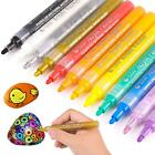 Acrylic Paint Pens for Rock Painting Stone Glass Ceramic Set of 12 Markers