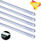 8FT LED Tube Light Single Pin 45W FA85000K6500K T8 T12 Clear Frosted Cover