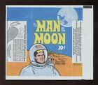 1969 Topps Man on the Moon Trading Cards 12