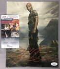 Ricky Whittle SIGNED The 100 Lincoln 8x10 Photo w PIC PROOF & JSA COA