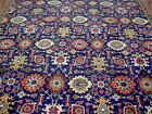 10X13 1940's EXQUISITE SIGNED ANTQ HAND KNOTTED 70+YRS HERIZ TABRIZZ PERSIAN RUG