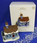 Hallmark Light Ornament Candlelight Services #10 2007 Chapel in the Woods Church