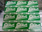 1991 91 Topps Traded BASEBALL SET LOT OF 12 SETS 132 CARDS EACH