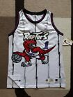 NBA TORONTO RAPTORS 100% AUTHENTIC TRACY McGRADY CHAMPION JERSEY. NWT