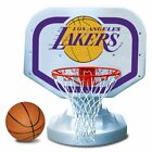Poolmaster NBA USA Competition Style and Pro Rebounder Poolside Basketball Game
