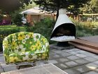 Mid-Century Modern Cone Fireplace Excellent Cond. Malm Majestic Eames Preway Vtg