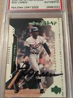 Rod Carew Signed 2000 UD Hitters Club Auto PSA Authentic