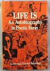 Signed Poetry Dallas Poet Reisberg Life Is An Autobiography In Poetic Form