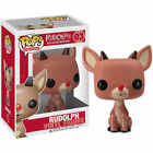 FUNKO POP HOLIDAYS RUDOLPH THE RED NOSED REINDEER RUDOLPH #03 NEW SEALED