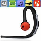 Wireless Stereo Bluetooh Headset Gym Sports Driving Earphone For iPhone Samsung