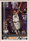Tim Duncan Visual Rookie Card Guide and Checklist 30