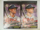2017 TOPPS UPDATE BASEBALL FACTORY SEALED HOBBY 2 BOX LOT