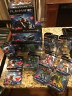Marvel Avengers Playmation LOT Repuls Bot Recharge Figs Gamma Pure Awesome