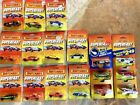Matchbox SUPERFAST Die Cast Lot of 17 New on Card NOC No Reserve