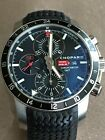 Chopard 1000 Miglia Chronometer GMT Limited Edition Stainless Steel Watch