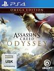Assassin's Creed Odyssey Omega Edition + Playststion 4 + NEU + OVP + PS4 + BONUS