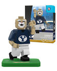BRIGHAM YOUNG BYU COUGARS COSMO MASCOT SERIES 2 OYO MINIFIGURE BRAND NEW