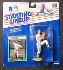 1989 Kenner STARTING LINEUP Bret Saberhagen Baseball Action Figure MOC C-7.0