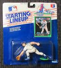 1989 Kenner STARTING LINEUP Kurt Stillwell Baseball Action Figure MOC C-7.0
