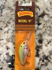 NIP HARD TO FIND OLD BOMBER MODEL A 6 ON ORANGE CARD CHART CLEAR