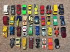 38x Lot Of Vintage 70s  80s Assorted Mattel Hot Wheels And Matchbox Die Cast