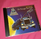 Def Leppard On Through The Night CD ***SIGNED BY PRODUCER TOM ALLOM***