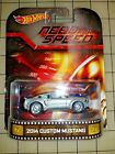 Hot Wheels Retro Entertainment Need For Speed 2014 Custom Mustang