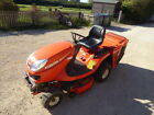 KUBOTA GR1600 11 DIESEL RIDE ON MOWER YEAR 2008 DONE 123 HOURS FROM NEW