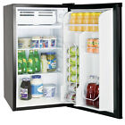 Frigidaire, Retro 3.2 Cu Ft Eraser Board Compact Fridge, Black