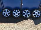 4x Genuine Volvo Alloy Wheels S6080 V70 5x108 31200602 215 50 17 Winter Tyres