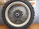 CR 250 HUSQVARNA 1986 CR 250 HUSQVARNA 1986 REAR WHEEL