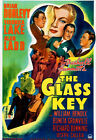 The Glass Key 1942 Movie Poster