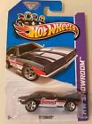 Hot Wheels Super Treasure Hunt 67 Camaro w protector