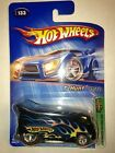 2005 Hot Wheels Treasure Hunt Customized VW Drag Bus 13th T Hunt Red Line tires