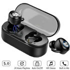 Wireless Bluetooth Foldable Headphones Stereo Headset Noise Cancelling With Mic
