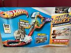 Hot Wheels Wall Tracks Mid Air Madness Track Set New in Sealed Box