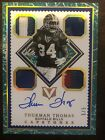 Thurman Thomas Cards, Rookie Cards and Autographed Memorabilia Guide 10
