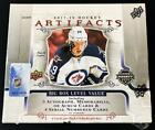 2017-18 Upper Deck ARTIFACTS NHL Hockey HOBBY BOX Factory Sealed New 3 HITS