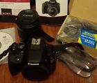 Canon EOS Rebel SL1 EOS 100D 180MP Digital SLR Camera 18 55 mm lensand MORE