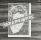 """7"""" JACK & THE RIPPERS - Safe and secure - Repress Swiss KBD PUNK 1980/05 ltd.500"""