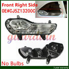 Ford Escape 2013 2014 2015 2016 RH Park Lamp With Fog Lamps Right Passenger